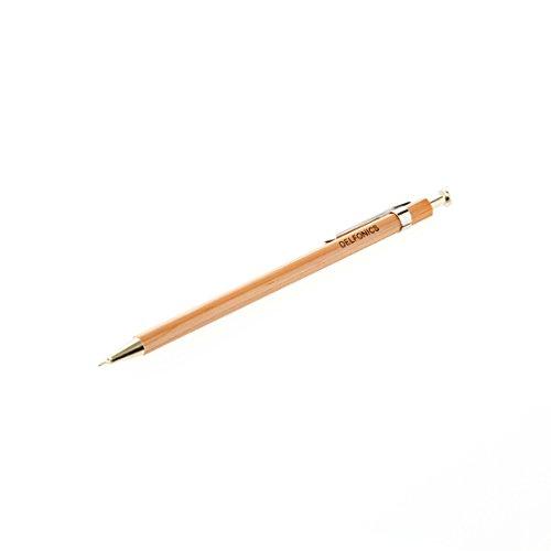 Delfonics wooden ballpoint pen 0.7mm [natural] BP13