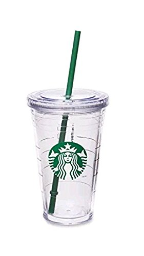 Starbucks Cold Cup, Grande 16 fl oz (Green Ice Tea Starbucks)