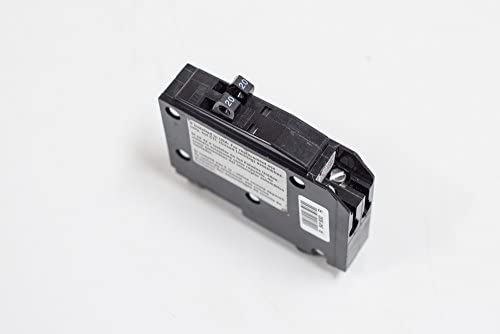 SCHNEIDER ELECTRIC Miniature Cb 120 240-Volt 20-Amp 20-Amp QO2020 Switch Fusible Hd 30A 3P Stainless