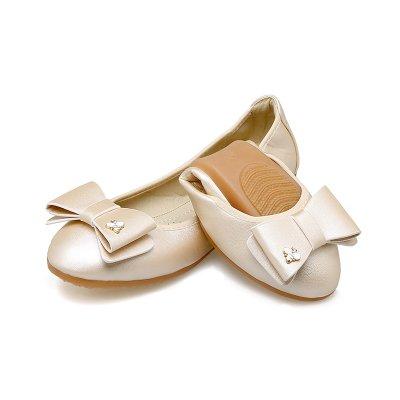 GAOLIM Solo Zapatos Verano Hembra Cabeza Redonda Con Una Base Plana Y Cómoda Tortillas Embarazada Soja Número De Zapato 41-43 Rosa