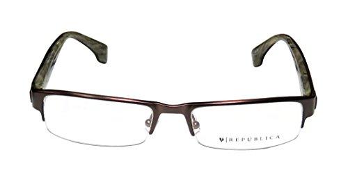 REPUBLICA Eyeglasses PHILLY Brown - Republica Frames