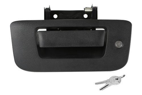 Pop & Lock PL1310 Manual Tailgate Lock for Chevy Silverado/GMC Sierra