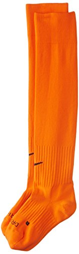 Nike Classic II Sock, Calcetines Unisex Multicolor (Safety Orange/Black)