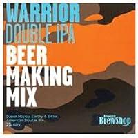 Brooklyn Brewshop - Warrior Double IPA 1 Gallon All-Grain Recipe Kit