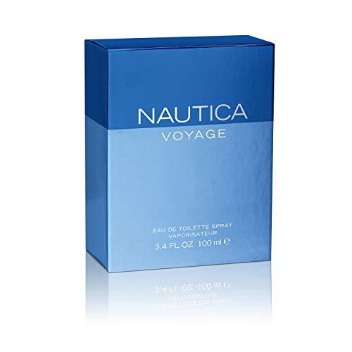 Nautica Voyage Eau de Toilette Spray for Men, 3 4 oz