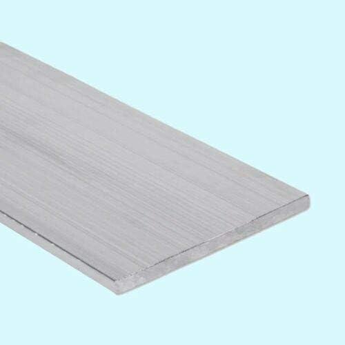 "1/"" X 8/"" ALUMINUM 6061 SOLID FLAT BAR 36/"" long T6511 1.000/"" Plate Mill Stock"
