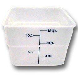 CamSquare Food Container 12 Quart White