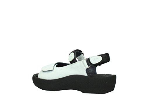 Womens Leather Wolky Jewel Nubuckleder 12120 Sandals 3204 Weiss Alt z4vqwvPa