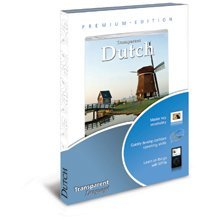 Premium Dutch Language Tutor Software & Audio Learning CD-ROM for Windows & Mac