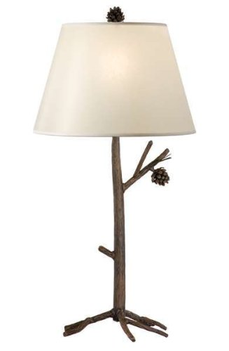 Stone County Ironworks 203183-O-K1-OG Table Lamp 203183 ()
