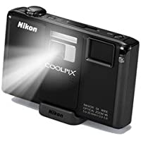 Coolpix S1000pj Digital Camera with Built-in Projector - Open Box*