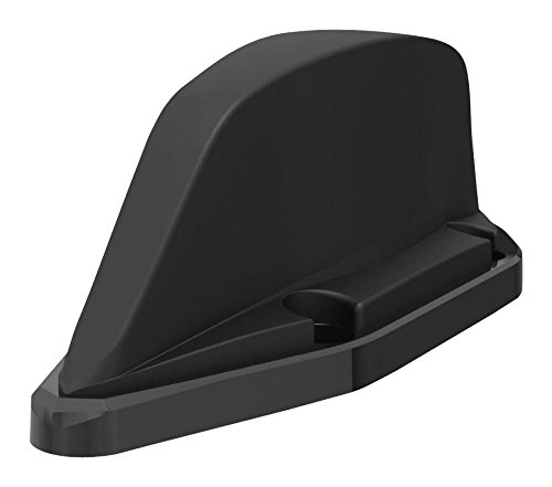 AMP - TE CONNECTIVITY 1-2823592-1 MiMo Rooftop Antenna with GPS, 698 MHz to 6000 MHz, Thread Mount