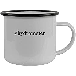 #hydrometer - Stainless Steel Hashtag 12oz Camping Mug