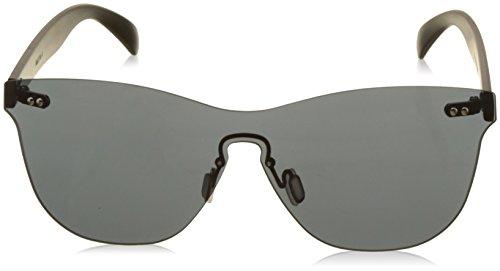 Paloalto Sunglasses P24.4 Lunette de Soleil Mixte Adulte, Noir