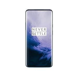 OnePlus 7 Pro Dual Sim Factory Unlocked GM1917 (ATT, Verizon. Tmobile) – US Warranty (Nebula Blue, 12GB/256B)