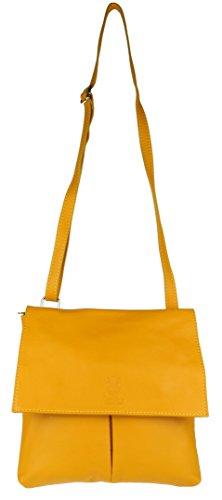Woman Girly Bag Yellow Handbags Shoulder xwYrnYqvzt