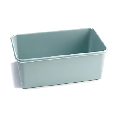 Jamie Oliver Non-Stick Loaf Tin, 1 L, 450 g, 1 lb - Harbour Blue by Jamie Oliver