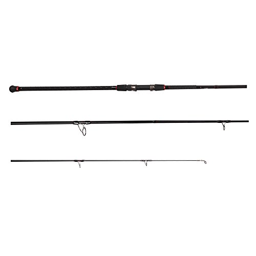 Fiblink Surf Spinning Fishing Rod 2-Piece Carbon Travel Fishing Rod (Length: 12')