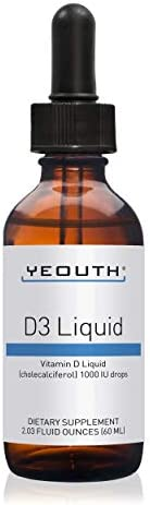 Yeouth Liquid D3 product image