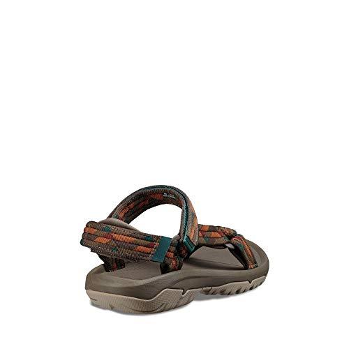 Pictures of Teva Mens M Hurricane XLT2 Sport Sandal 1019234 Kerne Black Olive 9 M US 4