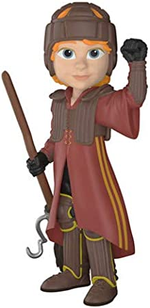 Funko Harry Potter Figura Rock Candy Ron Weasley, Color Mulitcolor (FK30286)