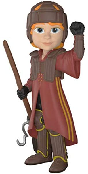 Funko Harry Potter Figura Rock Candy Ron Weasley, Color ...