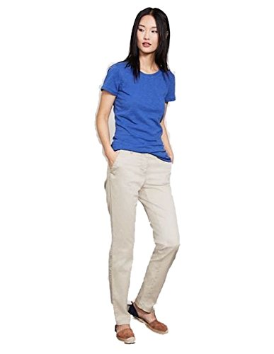 Boden Women's Bistro Trousers Beige Chino Pants US 10 from BODEN