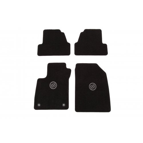 GM 42533126 Front and Rear Carpet Floor Mats Buick Encore