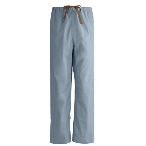 Medline Unisex 100% Cotton Reversible Scrub Pants, 649mzss, 1 Pound