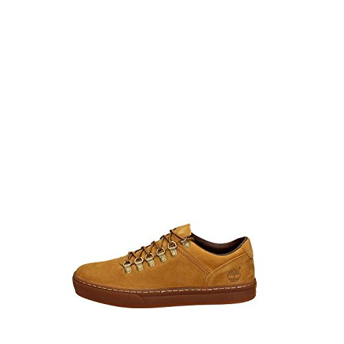 Timberland Mens Adventure 2.0 Cupsole Alpine Nubuck Shoes Tan