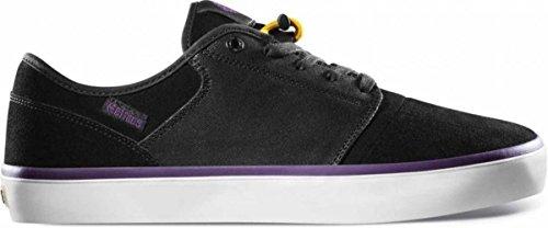 Etnies Skateboard Shoes Bledsoe Low Black/Purple yE4klM5