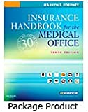 Insurance Handbook for the Medical Office, Fordney, Marilyn T., 1416047395