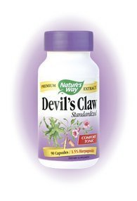 Nature'S Way Devil'S Claw Extract 90 Cap