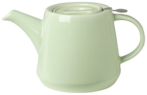 London Pottery Hi-T Filter Teapot - 4 Cups, (Pottery Mint)