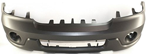 OE Replacement Lincoln Navigator Front Bumper Cover (Partslink Number FO1000525)