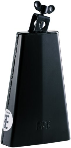 (Meinl Percussion HCO2BK Headliner Series Mountable 8-Inch Cowbell, Black Powder Coated Steel)