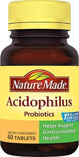 Nature Made Acidophilus Probiotics Tablets 60 ea (Pack of 6) by Nature Made (Image #2)