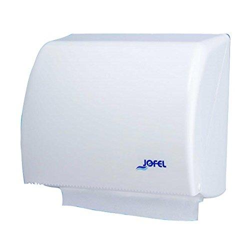 Zig-Zag or Continuous Paper White Jofel AH45000/Azur Hand Towel Dispenser