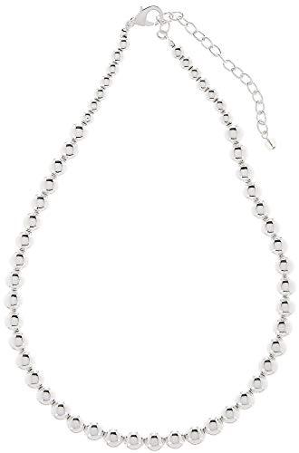Tone Tiffany Silver Necklace - Napier