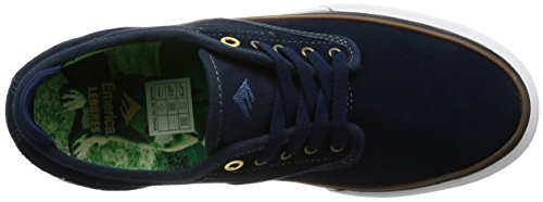 White Wino G6 Gum Navy Skate Shoe Men's Emerica q4wH08xP5