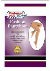 PANTYHS 15-20 BEIGE ***KPP Size: Q/P by PREFFERED PLUS PRODUCTS dgZIy3ew5