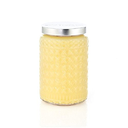 Gold Canyon Candle (26 oz Heritage Jar) - THAI PINEAPPLE ~ Tropical. Fresh. Sweet. Notes of Cool Cyclamen, Sheer Pineapple & Golden Patchouli by Gold Canyon