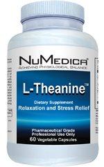 NuMedica L-Theanine 60 capsules végétales