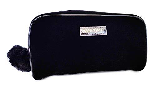 Lancôme Black Make Up Cosmetic Bag