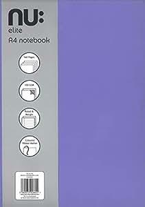 Nu Elite A4 Notebook Lilac Color