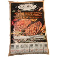 Louisiana Grills Flavored Wood Pellets Hickory 40 Lb. from fabulous Dansons Inc