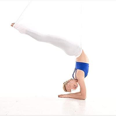 Wenzhihua Aerial Yoga Swing Set Hamaca de Yoga aérea Hamaca ...