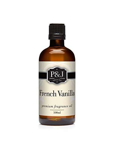 (French Vanilla Fragrance Oil - Premium Grade Scented Oil - 100ml/3.3oz)