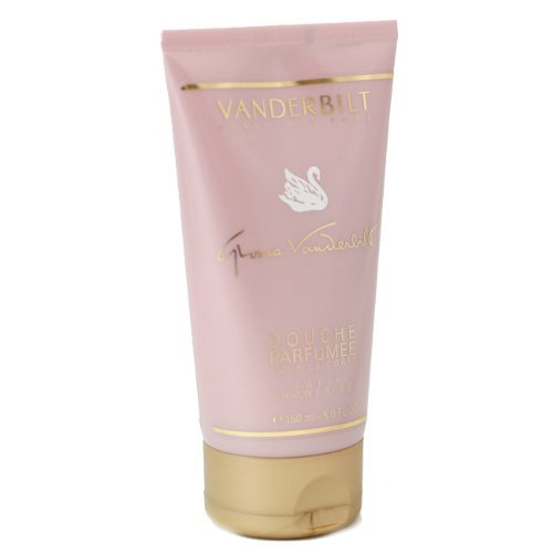 Gloria Vanderbilt Satin Shower Gel Shower for Women, 5 Ounce by Gloria Vanderbilt