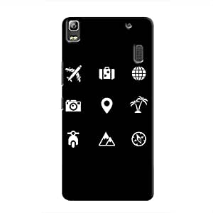 Cover It Up - Life Modes A7000 / K3 Note Hard Case